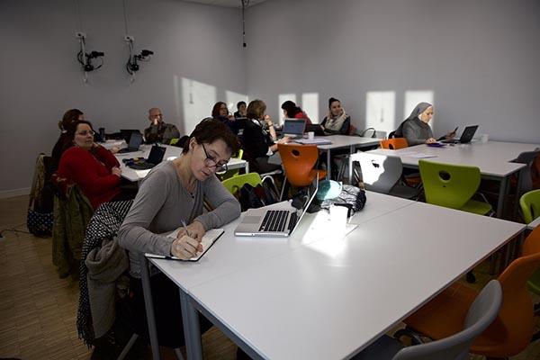 Formation des enseignants-chercheurs de l'ICP
