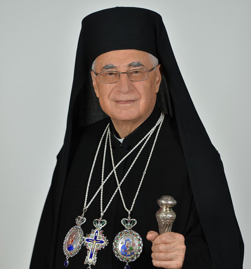 Sa Béatitude Joseph Absi