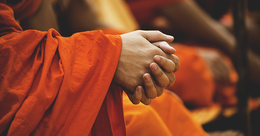 illu journée bouddhisme 2021