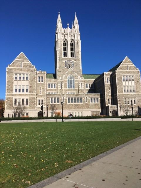 campus boston