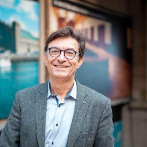 Professeur Christian Buchet
