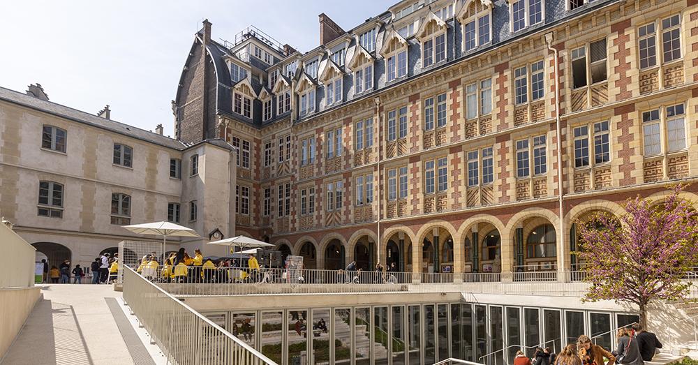 ICP - campus Paris