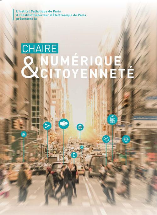 Chaire Numérique et citoyenneté