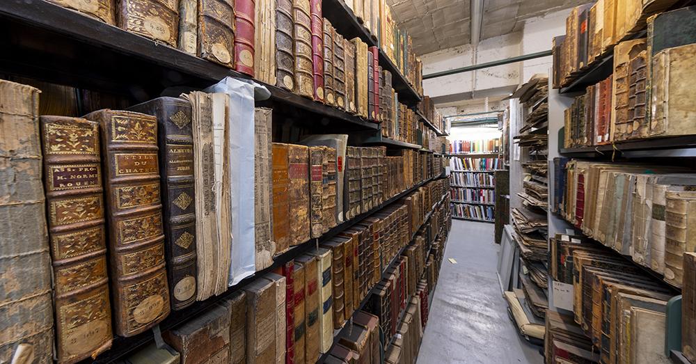 Trésors des bibliothèques de l'ICP