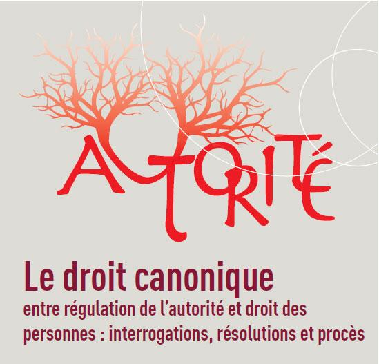 Autorité_journée d'études de la Faculté de Droit Canonique