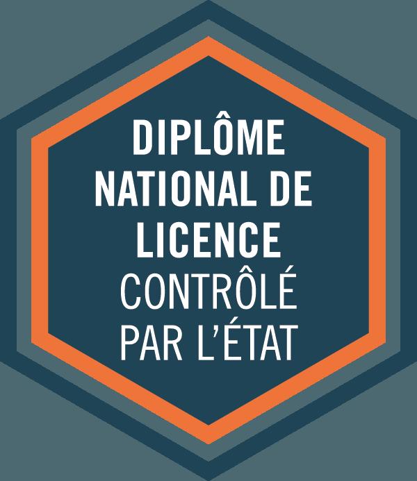 Diplôme national de Licence contrôlé par l'état