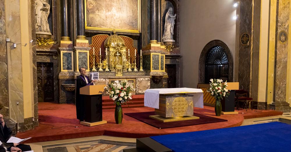 Eglise Saint-Joseph-des-Carmes