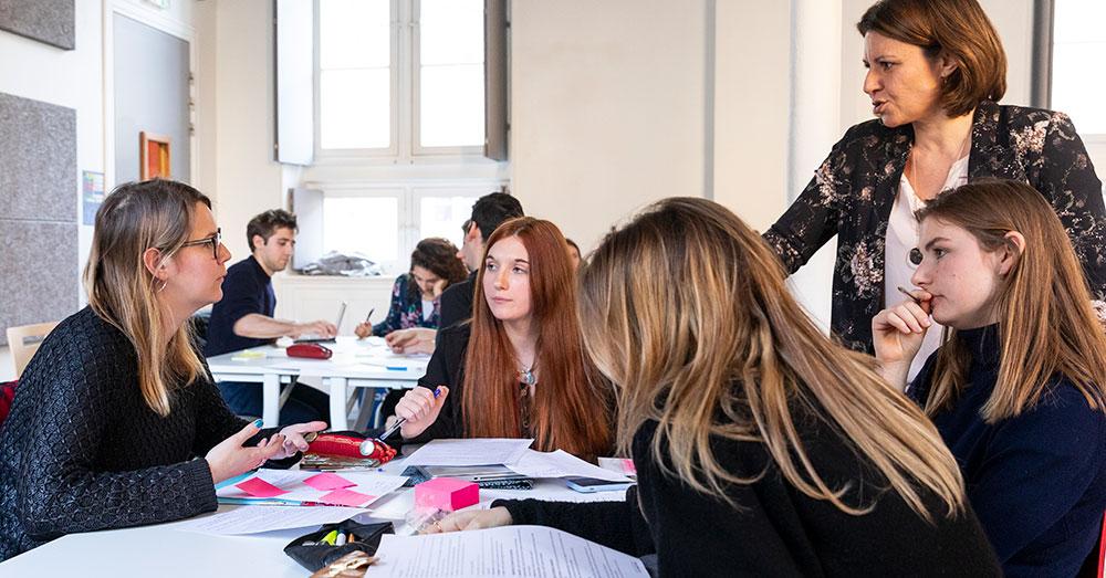 L'accompagnement des Jeunes Diplômés par le Service d'Orientation et d'Insertion Professionnelle (SOIP)