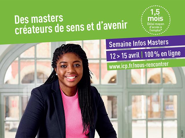 Semaine Infos Masters