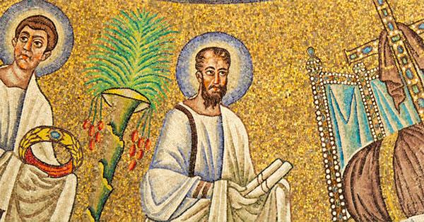 Chaire Etienne Gilson : Saint Paul et la philosophie