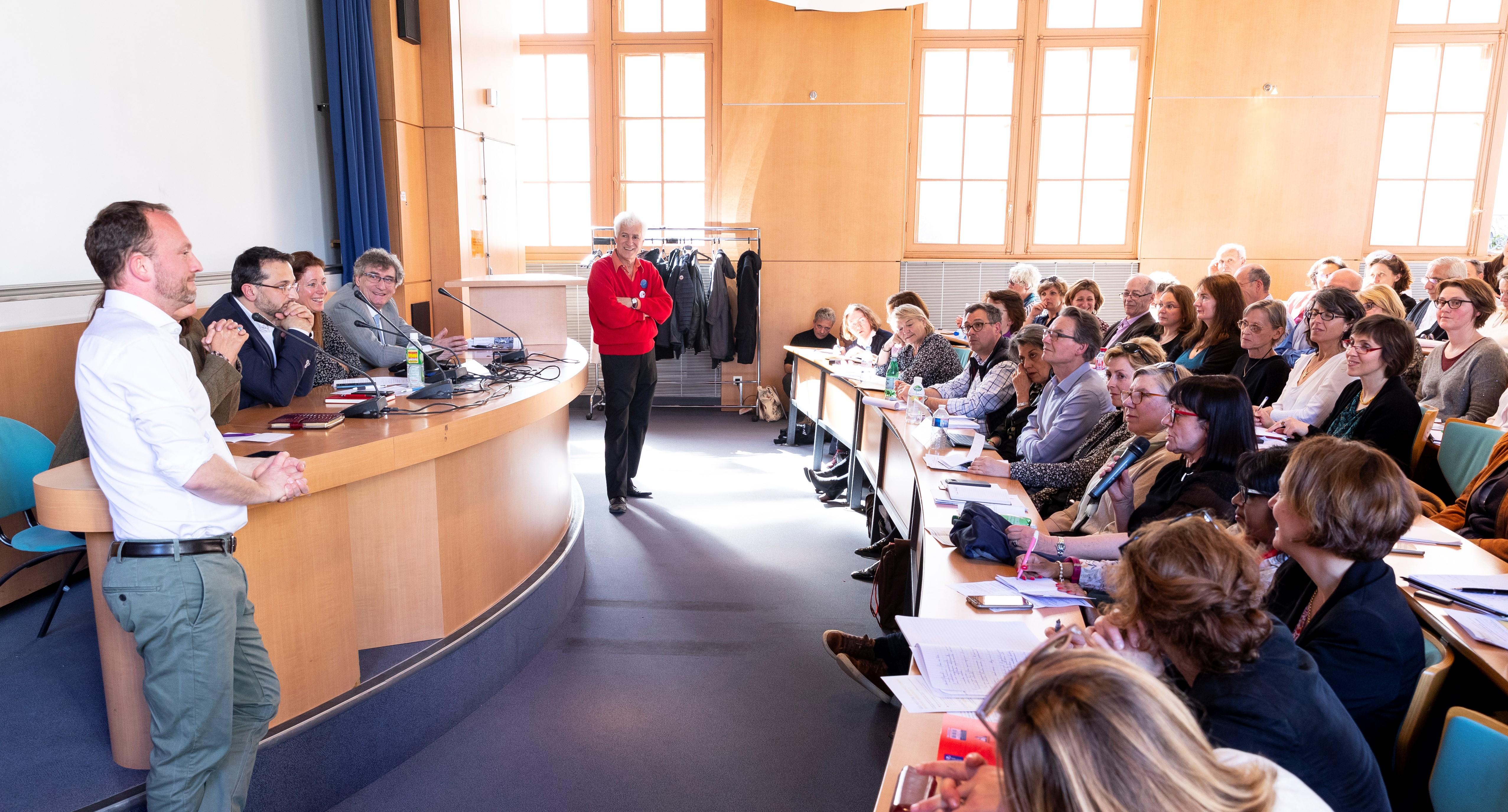 Conférences de la Fête de la Médiation