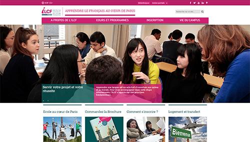 Site Internet ILCF
