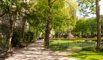 Jardin des Carmes