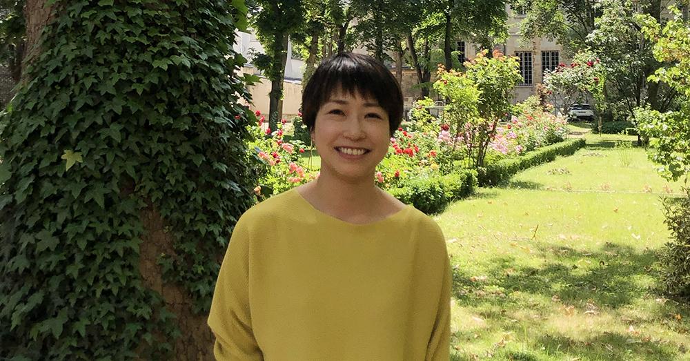 Kyoko, une japonaise à Paris