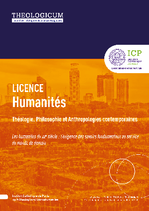 licence humanités