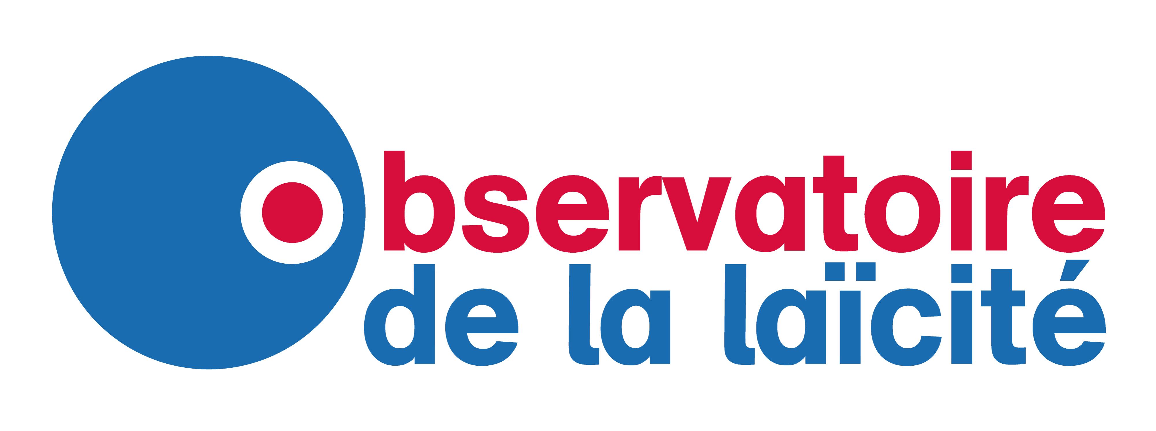 logo observatoire laicite