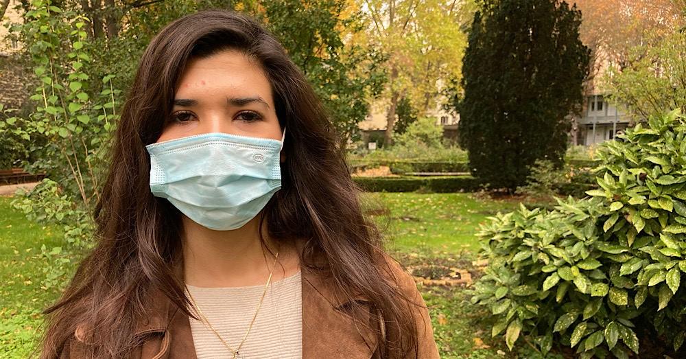 Marta, étudiante italienne en Erasmus :