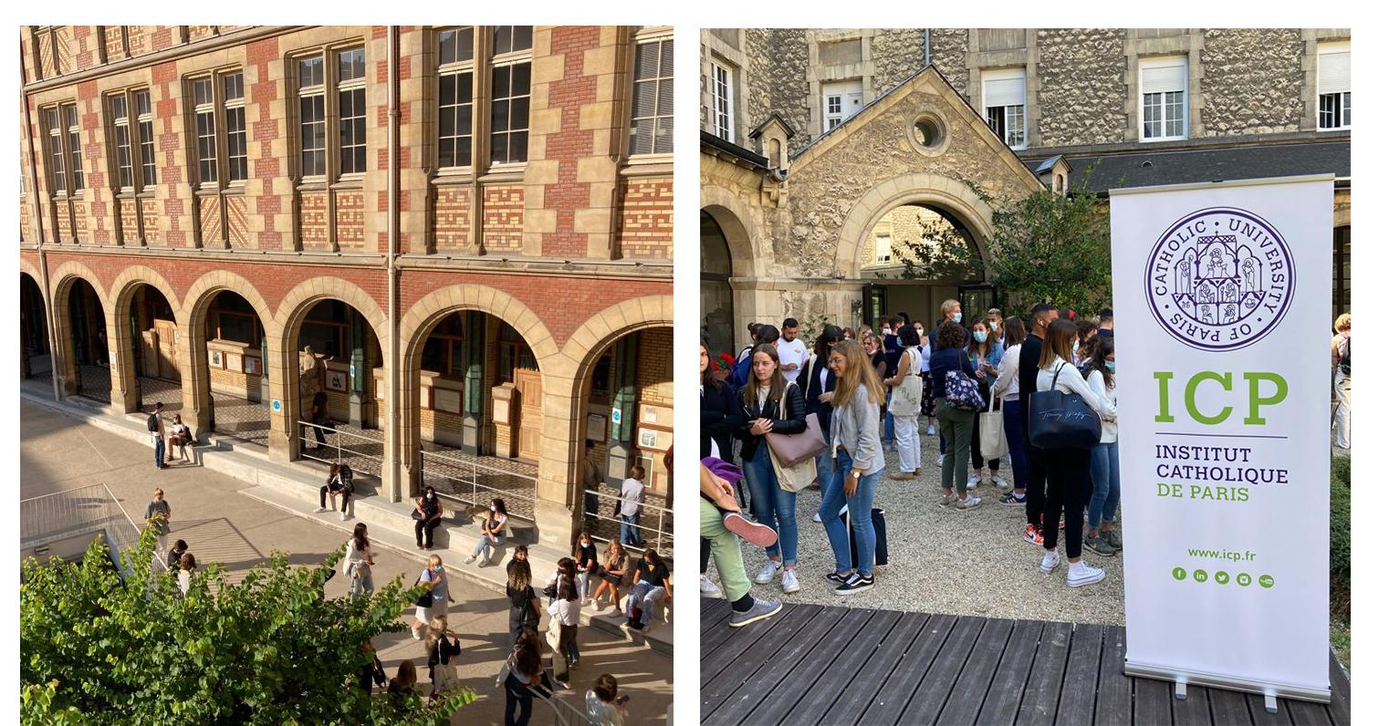 Rentree 2021 - Campus Paris Reims
