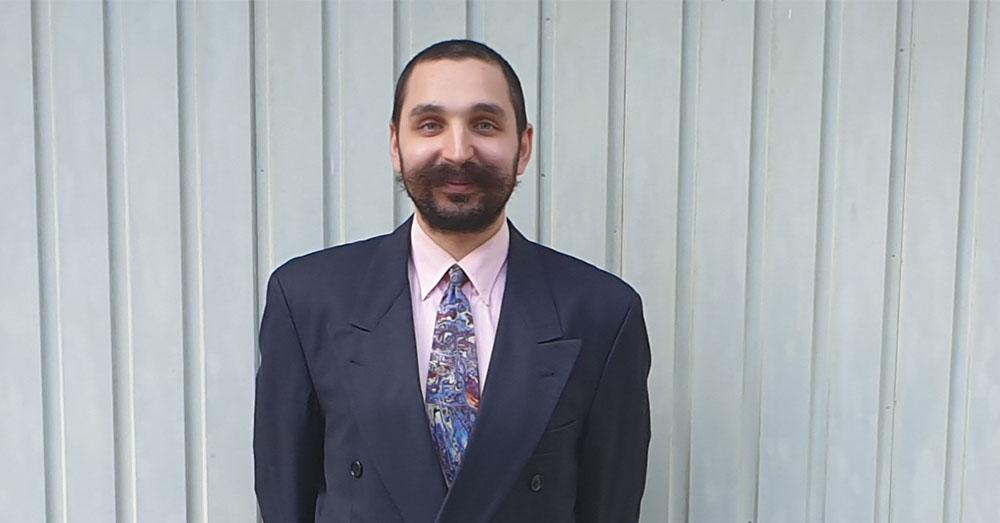 Nicolas Ghaharian, M2 Histoire 2021-2022