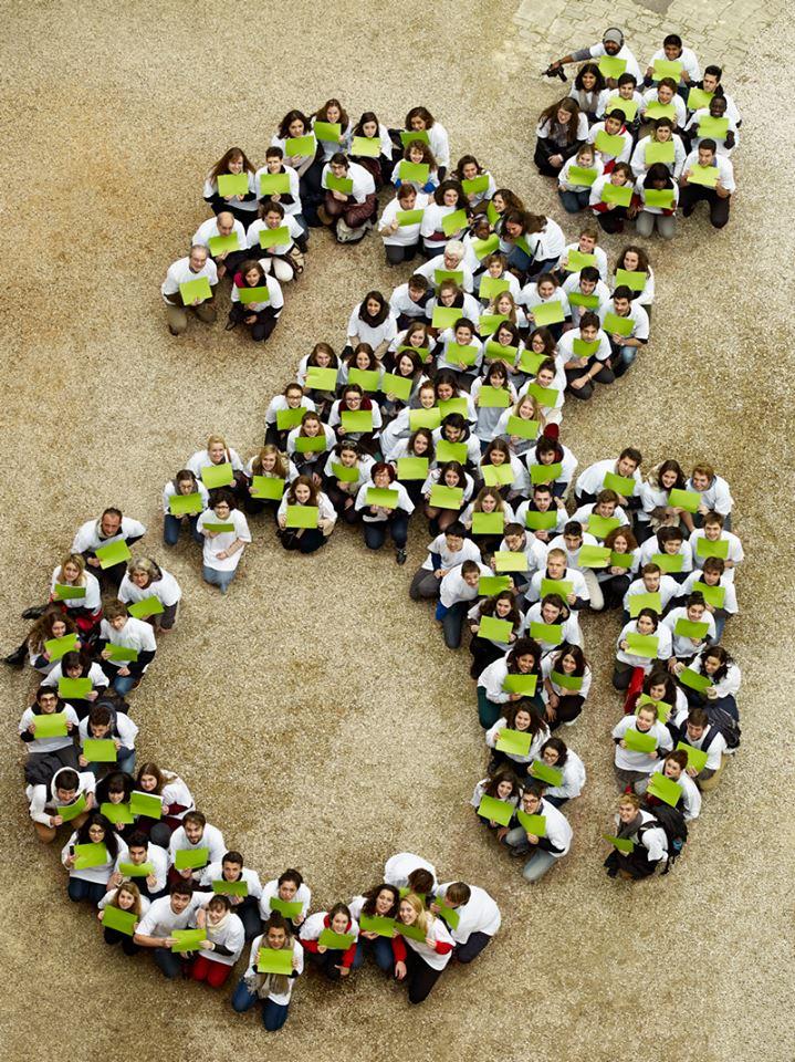 Photo logo humain