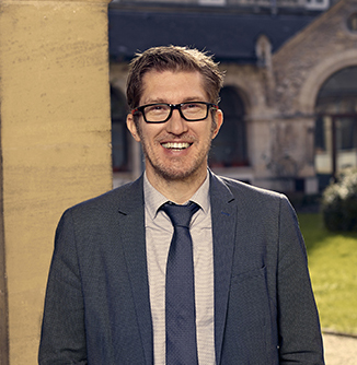 Olivier Cuissard, directeur campus de reims