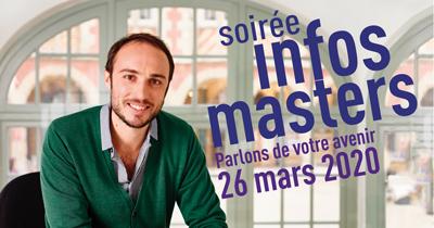 Soirée info master