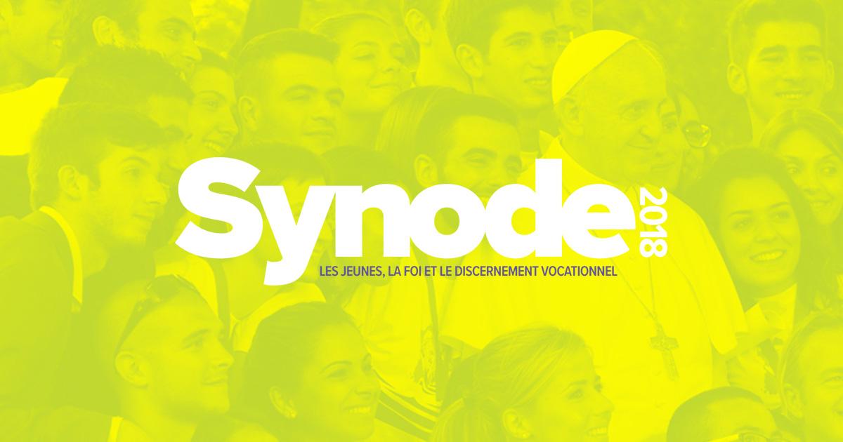 Synode pour la jeunesse_septembre 2018