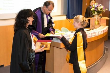 Remise des diplômes 2017