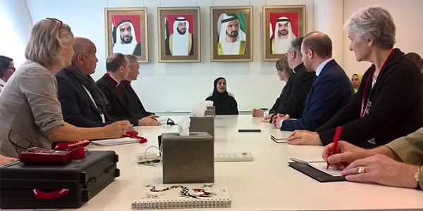2018 - Voyage d'études aux Émirats Arabes Uni