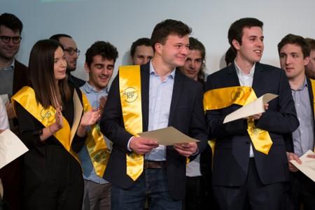 Cérémonie remise des diplômes 2019