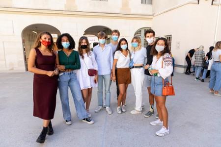 Rentrée vie étudiante 2020