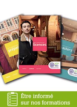 Informations Licences Prépas